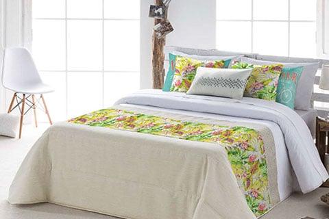 Cojines y ropa de cama textil hogar Vigo